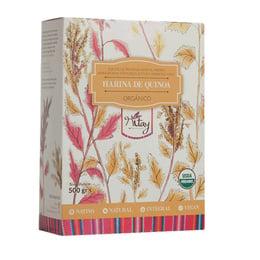 Harina de quinoa- 500 grs