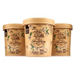 Miel 100% natural- 500 grs