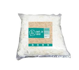 Coco tostado en hojuelas ALLFREE-350 grs