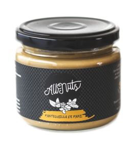 Mantequilla de Maní Tostado 200 grs Allnuts