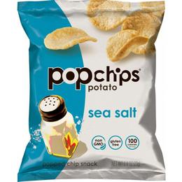 Papa aireada con sal de mar - 23 grs