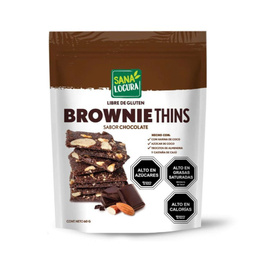 BROWNIE CRISPY 60 GRS.