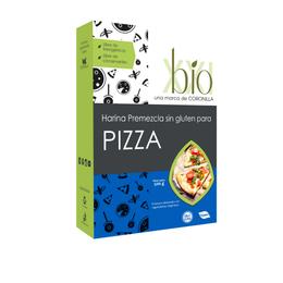 Harina premezcla sin gluten para Pizza - 500 grs