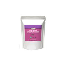Harina organica de yuca 400 gramos Marca Cusi
