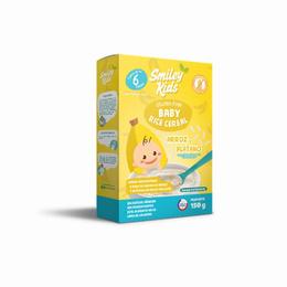 Cereal Baby Rice Banana- Libre de Gluten - 150 grs