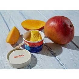 6 helados probióticos - mango vegano (Solo Retiro Local Manquehue)