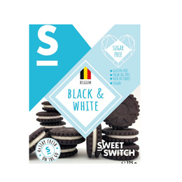 Galleta Oreo Black y White 125 grs