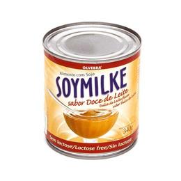 Manjar de leche de soya - 340 grs