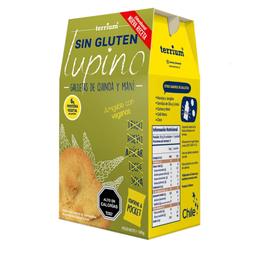 Galleta quinoa mani Terrium 180 grs