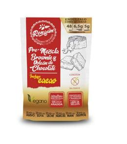 Pre mezcla - Multirecetas - Brownie y Volcán de Chocolate 350grs