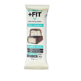 WILD - FIT COCO Y CHOCOLATE 35GRS