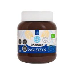 Crema Organica Cacao MANARE 400g