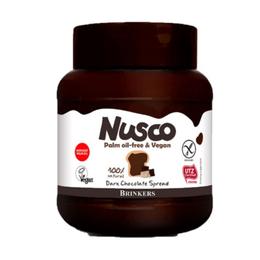 Crema chocolate negro- 350 grs