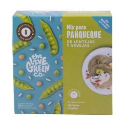 Green Mix para Pancakes de lenteja y arveja