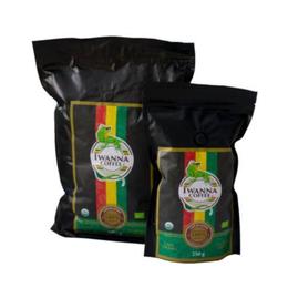 Café arábico molido orgánico, I Wanna Café- 250 grs