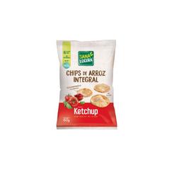 Galleta de arroz sabor a ketchup -60 grs