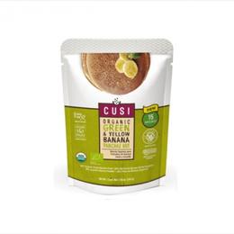 Pre mezcla -Organica sin gluten - pancakes de platano verde y amarillo 200 grs