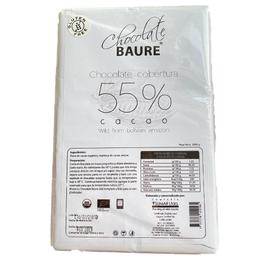 Cobertura Chocolate 55% Wild Cocoa -  Baure
