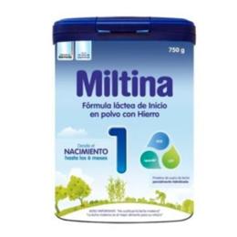 Miltina Etapa 1 Hasta 6 meses 750 grs