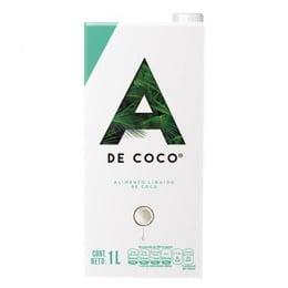 Bebida de coco - A de coco - Coconut 1 lt