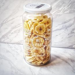 Banana Chips en Frasco- 280 grs