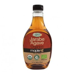 Agave Syrup Maple Organic  E-nature 660 Grs