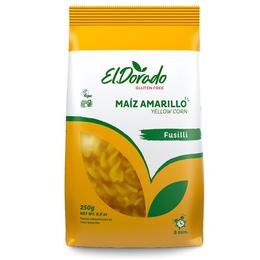 Pasta Maiz fusilli-250 grs Maiz Fusilli-250 Grs