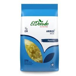 Pasta Arroz Fusilli-250 grs
