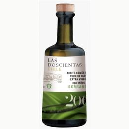 Aceite de oliva extra virgen con chile Serrano 100%