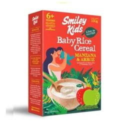 Cereal Baby Rice Manzana y Arroz- Libre de Gluten - 150 grs