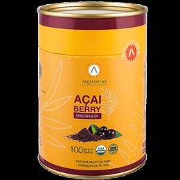 Acai Berry 100 grs Polvo Orgánico