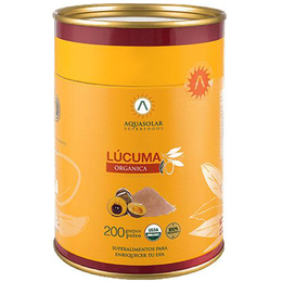 Lúcuma 200 grs Polvo Orgánico