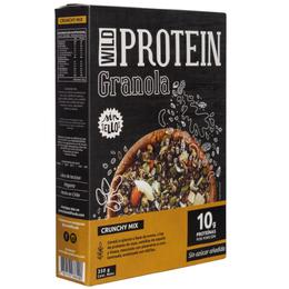 Wild Protein Granola 350 grs