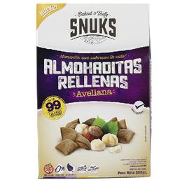 Cereal Sin Gluten almohaditas de Avellanas - 200 grs