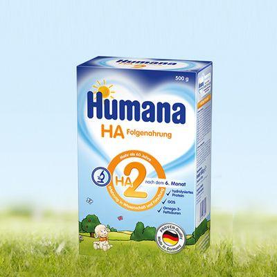 HUMANA HA 2 ( 6 meses y MÁS)