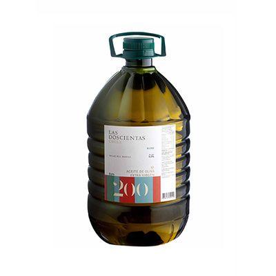Aceite de oliva extra virgen Las 200 5 litros