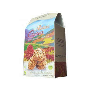 Galletas Coco Vainilla-sin gluten 198g