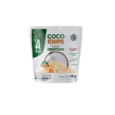 Coco chips- 50 grs