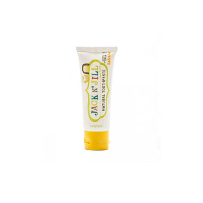 Gel dental orgánica -Jack N´Jill ( sabor plátano) Gel dental
