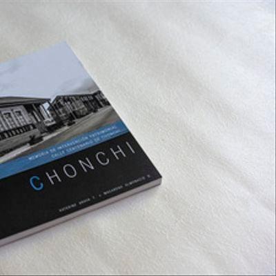 Memoria de Intervención Patrimonial Calle Centenario de Chonchi