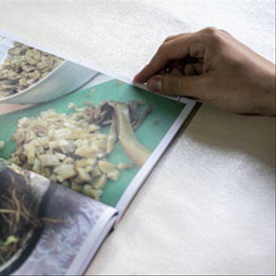 La color. Cruces culinarios entre Poduco Alto y Llico