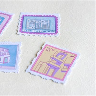 Set stickers Concepción 1930