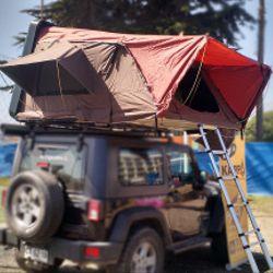 Carpa de Techo Hard Shell Roof Top Tent CT4