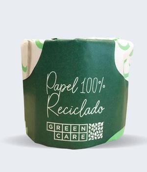 Papel Higiénico 100% Reciclado. 1 un. 150 gr.