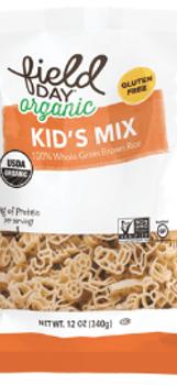 Pasta Orgánica Para Niños Arroz Integral - Sin Gluten 340 grs.