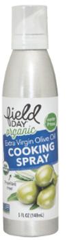 Aceite Orgánico en Aerosol Oliva extra virgen 142 gr