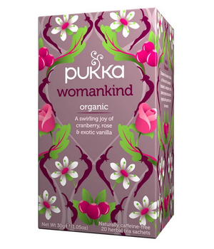 Infusion Womankind 30gr / 20 Bolsitas.