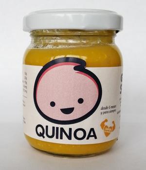 Colado de Quinoa. 120 gr.