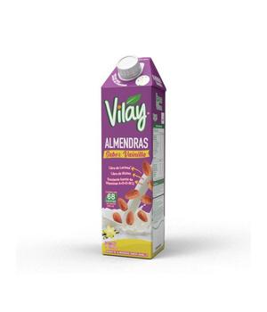 Bebida Vegetal Almendras sabor Vainilla 1 lt