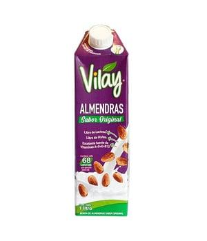 Bebida Vegetal Almendras Original 1lt